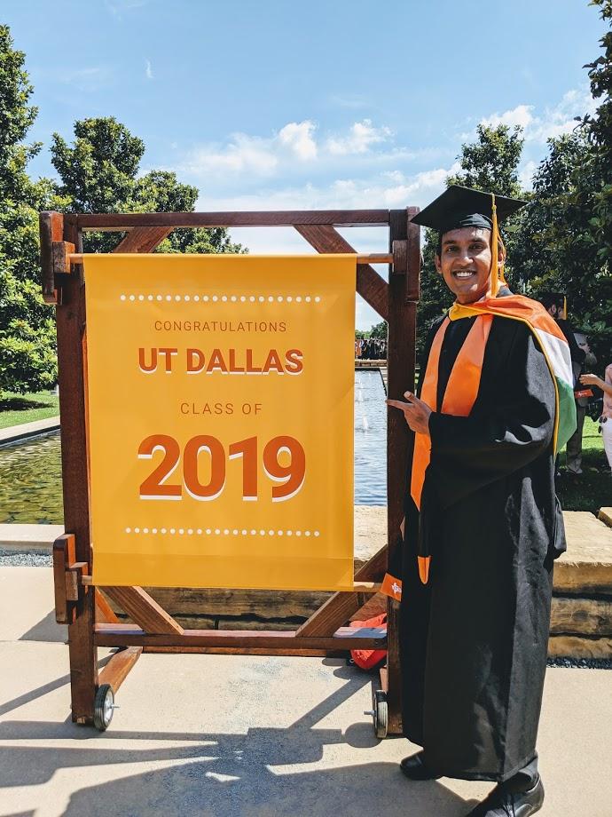 Masters Graduation 2019